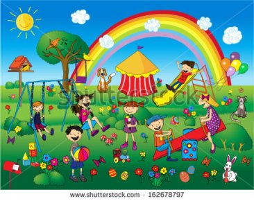 stock-vector-children-playing-at-the-park-162678797
